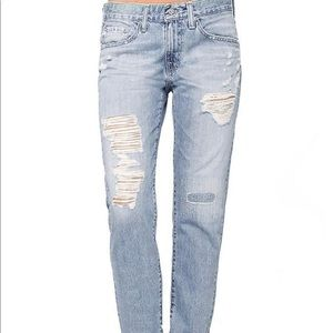 AG Adriano Goldschmied Ex-Boyfriend Slouchy Jeans